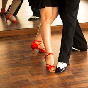 Curso Actividades de Baile de Salón