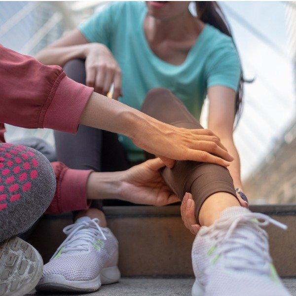 Curso Primeros auxilios en instalaciones deportivas